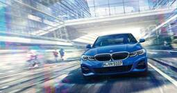 BMW SERIES 3 320d Xdrive Business AdvantageAut.