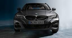 BMW SERIES 3 SW 318d Business Advantage Touring Autom.